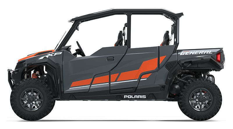 2020 Polaris General XP 4 1000 Deluxe Ride Command Package in Iowa City, Iowa - Photo 2