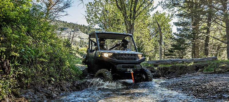 2020 Polaris Ranger 1000 Premium Winter Prep Package in Adams, Massachusetts - Photo 8