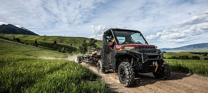 2020 Polaris Ranger 1000 Premium Winter Prep Package in Newport, Maine - Photo 2