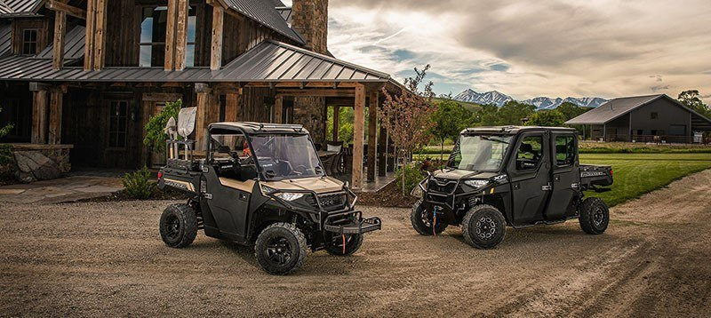 2020 Polaris Ranger 1000 Premium Winter Prep Package in Leesville, Louisiana - Photo 6