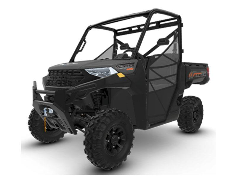 2020 Polaris Ranger 1000 Premium Winter Prep Package in Hermitage, Pennsylvania - Photo 1