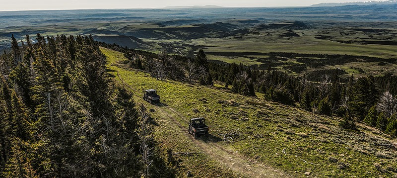 2020 Polaris Ranger 1000 Premium Winter Prep Package in Iowa City, Iowa - Photo 9