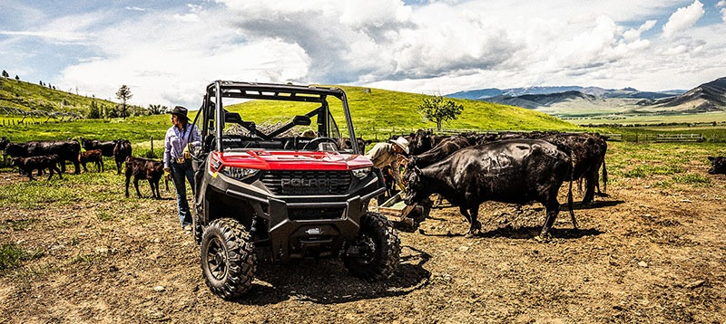 2020 Polaris Ranger 1000 Premium Winter Prep Package in Stillwater, Oklahoma - Photo 10