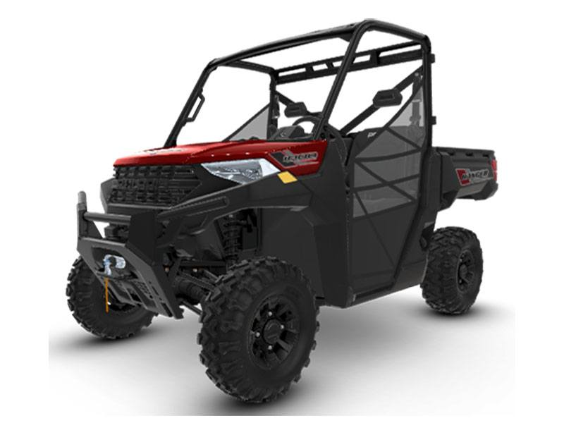 2020 Polaris Ranger 1000 Premium Winter Prep Package in Afton, Oklahoma - Photo 1