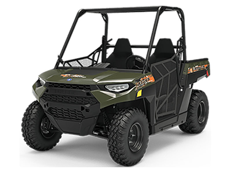 2020 Polaris Ranger 150 EFI in Kansas City, Kansas - Photo 1