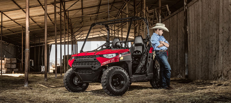 2020 Polaris Ranger 150 EFI in Terre Haute, Indiana - Photo 2