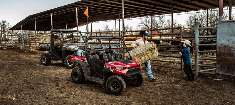 2020 Polaris Ranger 150 EFI in Kansas City, Kansas - Photo 3