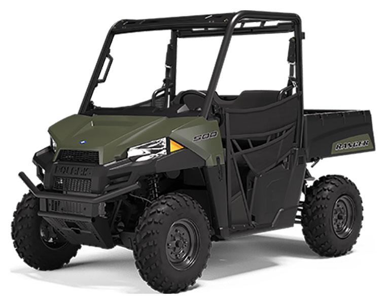 2020 Polaris Ranger 500 in Mio, Michigan - Photo 1