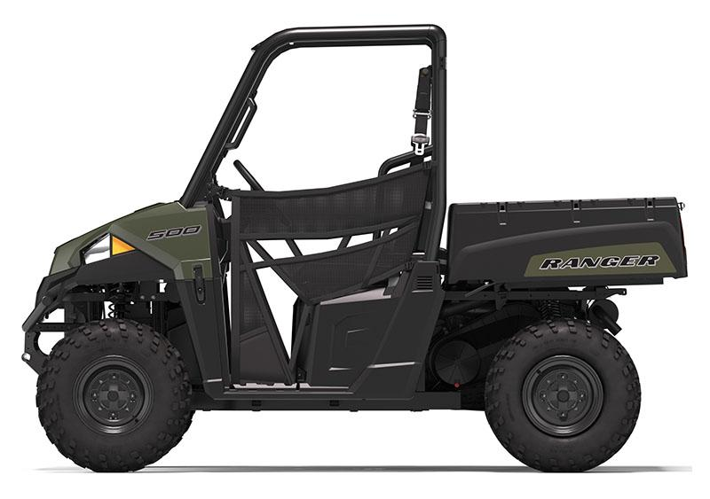 2020 Polaris Ranger 500 in Newberry, South Carolina