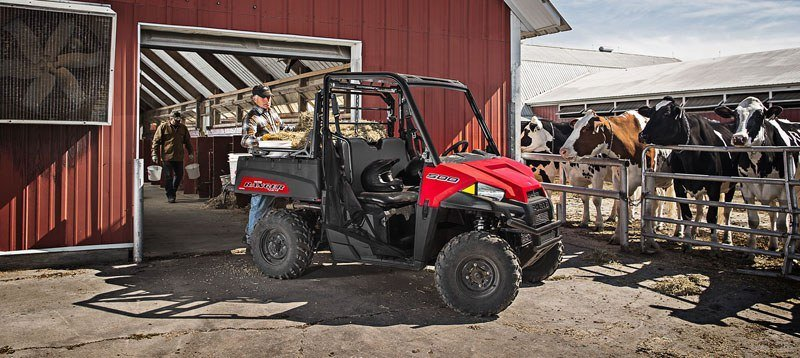 2020 Polaris Ranger 500 in Barre, Massachusetts - Photo 8