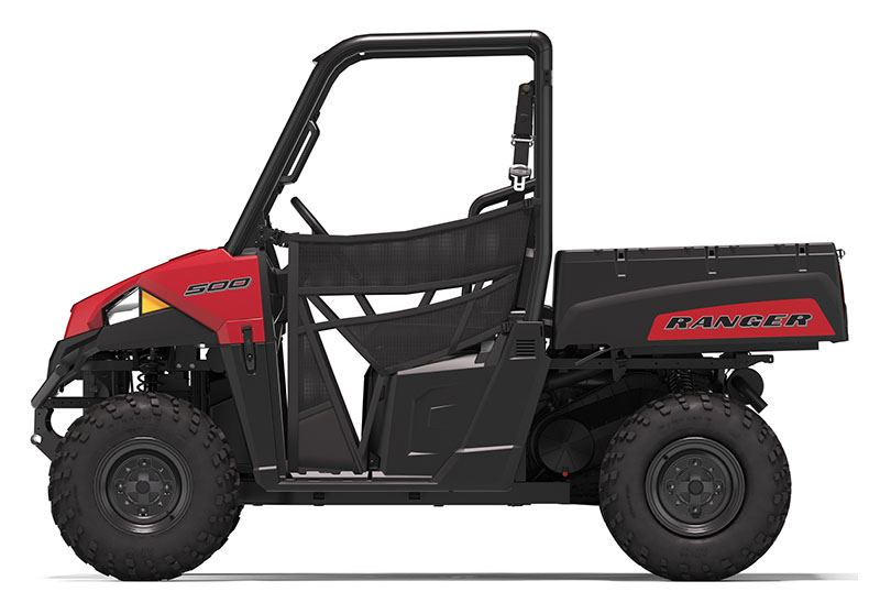 2020 Polaris Ranger 500 in Barre, Massachusetts - Photo 2