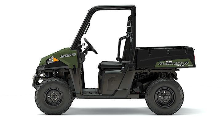 2020 Polaris Ranger 500 4x2 in EL Cajon, California - Photo 2