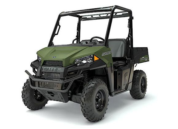 2020 Polaris Ranger 500 4x2 in Fleming Island, Florida - Photo 1