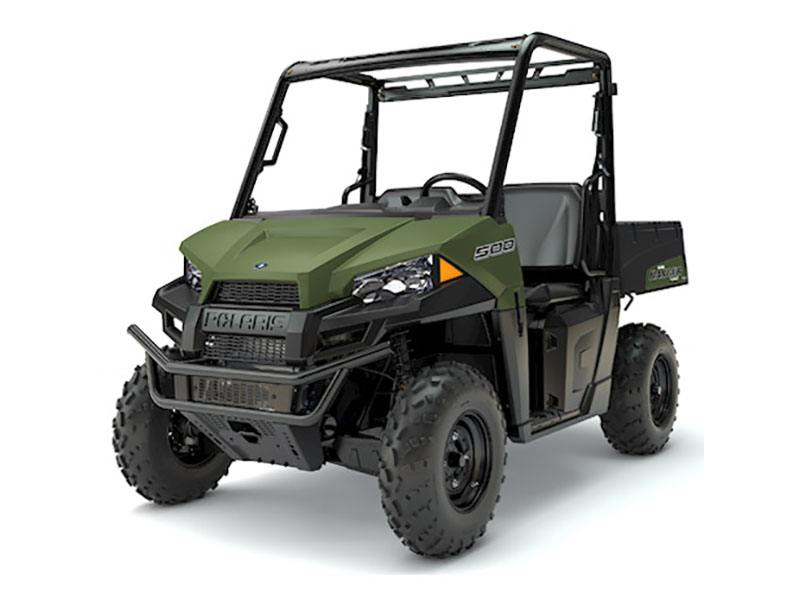 2020 Polaris Ranger 500 4x2 in Fleming Island, Florida - Photo 6