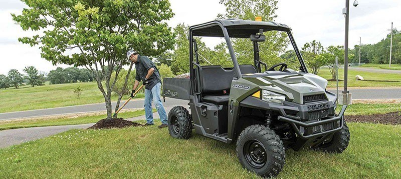 2020 Polaris Ranger 500 4x2 in Fleming Island, Florida - Photo 9