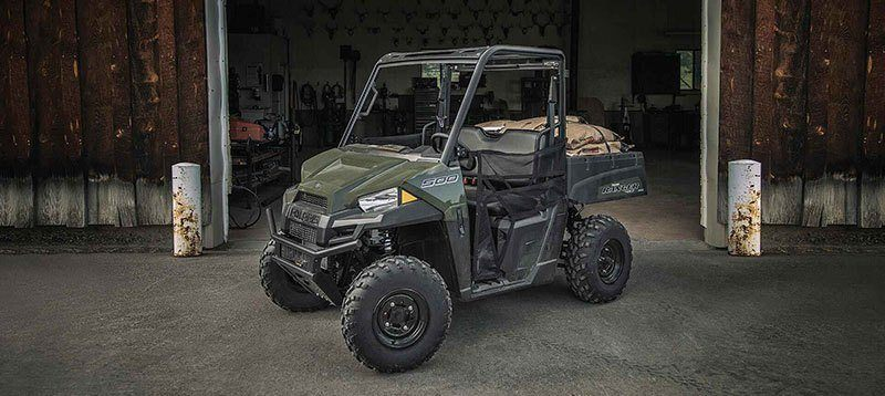 2020 Polaris Ranger 500 4x2 in Fleming Island, Florida - Photo 12