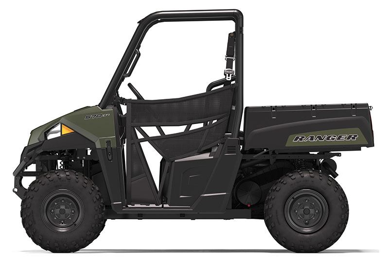 2020 Polaris Ranger 570 in Beaver Falls, Pennsylvania - Photo 2