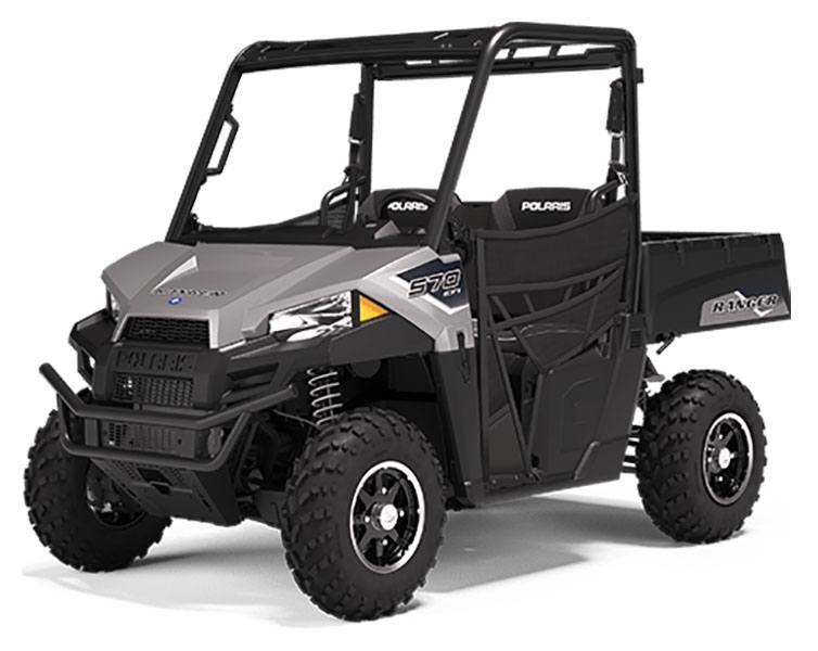 2020 Polaris Ranger 570 EPS in Jones, Oklahoma - Photo 1