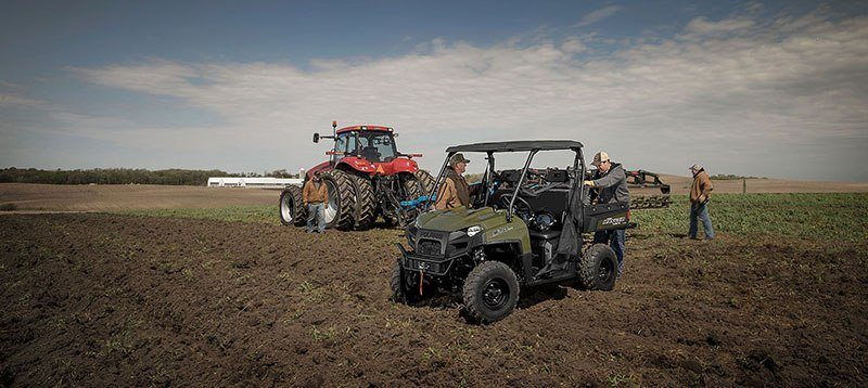 2020 Polaris Ranger 570 Full-Size in Castaic, California - Photo 4