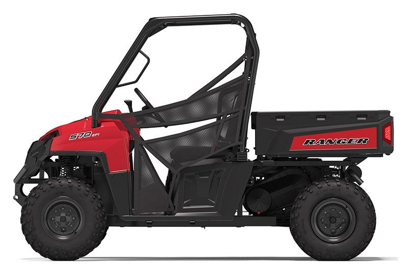 2020 Polaris Ranger 570 Full-Size in Cambridge, Ohio - Photo 2