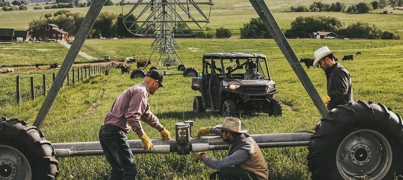 2020 Polaris Ranger Crew 1000 EPS in Rexburg, Idaho - Photo 7