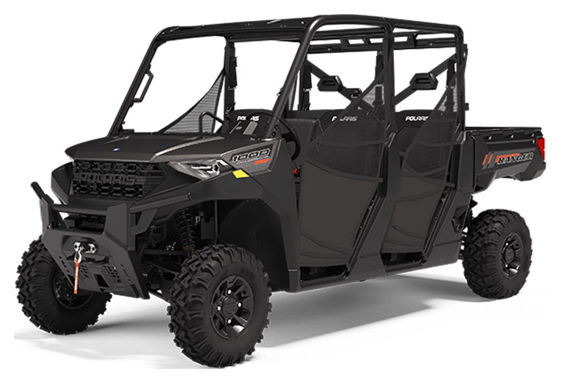 2020 Polaris Ranger Crew 1000 Premium in New Haven, Connecticut - Photo 1