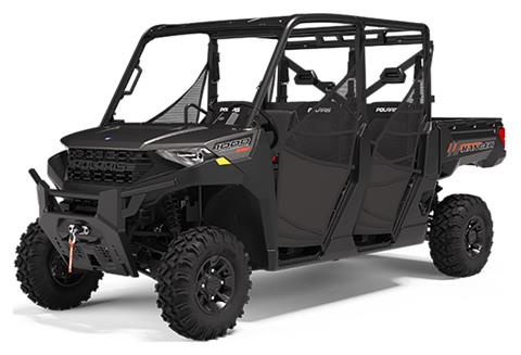 2020 Polaris Ranger Crew 1000 Premium in Pierceton, Indiana