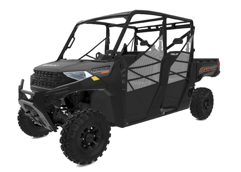 2020 Polaris Ranger Crew 1000 Premium in Stillwater, Oklahoma - Photo 1