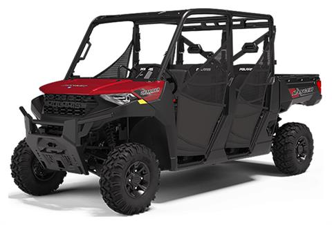 2020 Polaris Ranger Crew 1000 Premium in Danbury, Connecticut