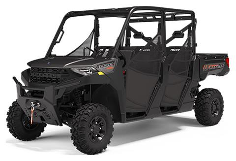 2020 Polaris Ranger Crew 1000 Premium + Winter Prep Package in Newport, Maine