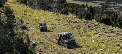 2020 Polaris Ranger Crew 1000 Premium + Winter Prep Package in Santa Rosa, California - Photo 7