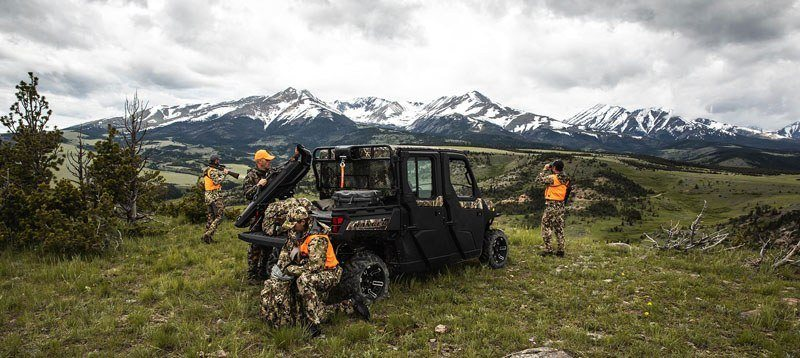 2020 Polaris Ranger Crew 1000 Premium Winter Prep Package in Fairbanks, Alaska - Photo 8