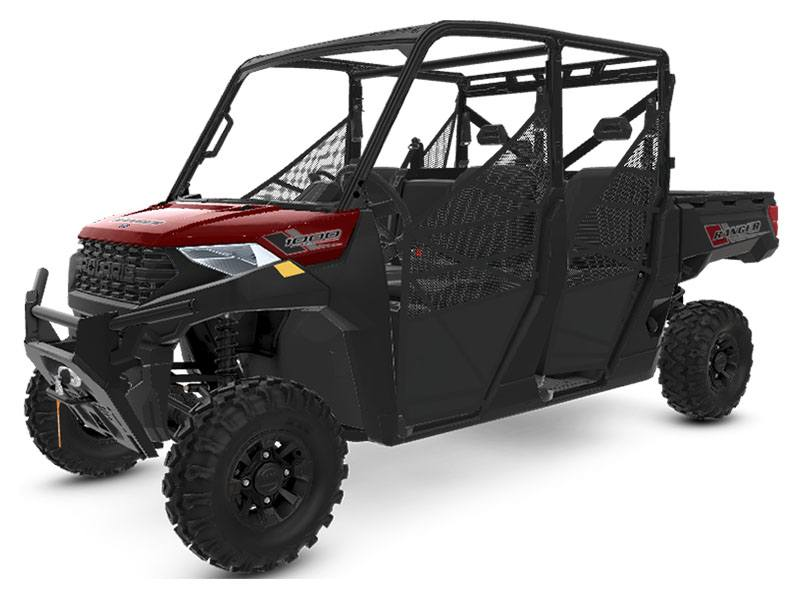 2020 Polaris Ranger Crew 1000 Premium + Winter Prep Package in Salinas, California - Photo 1