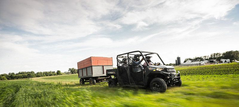 2020 Polaris Ranger Crew 1000 Premium + Winter Prep Package in Yuba City, California - Photo 2