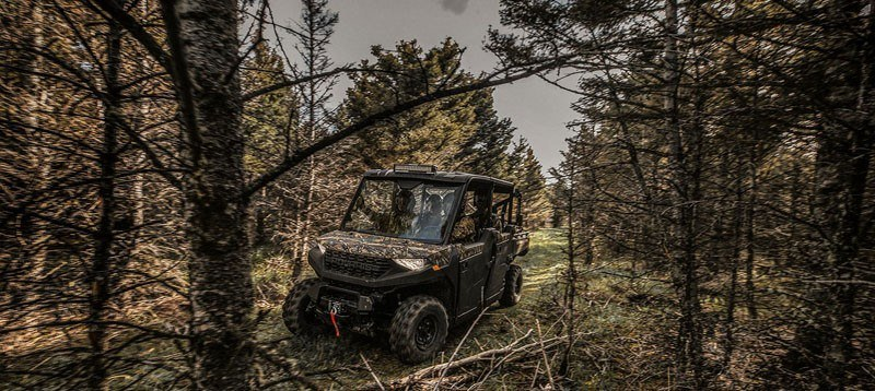 2020 Polaris Ranger Crew 1000 Premium + Winter Prep Package in Bigfork, Minnesota - Photo 3