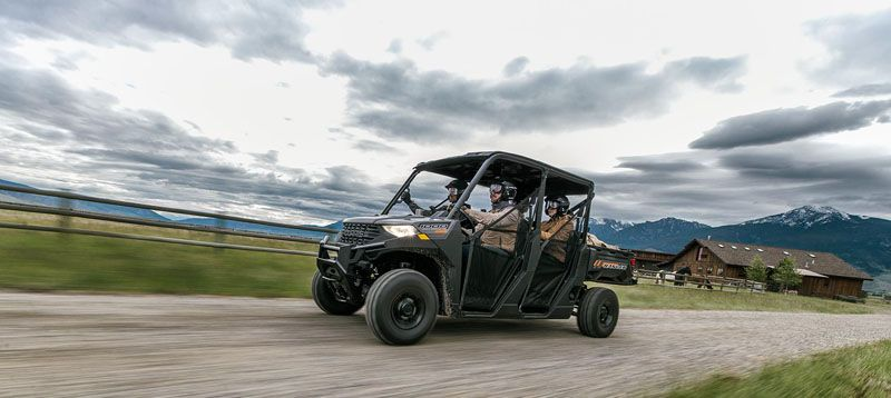 2020 Polaris Ranger Crew 1000 Premium + Winter Prep Package in Bigfork, Minnesota - Photo 4