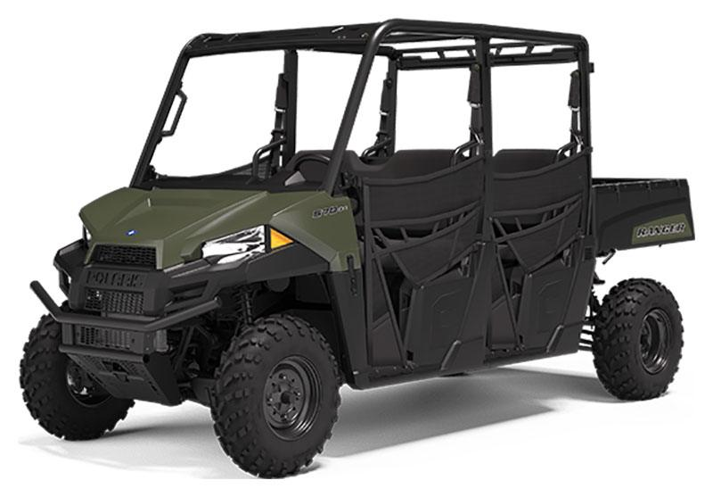 2020 Polaris Ranger Crew 570-4 in Santa Maria, California - Photo 1