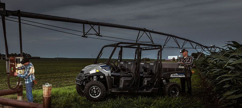 2020 Polaris Ranger Crew 570-4 in Danbury, Connecticut - Photo 7