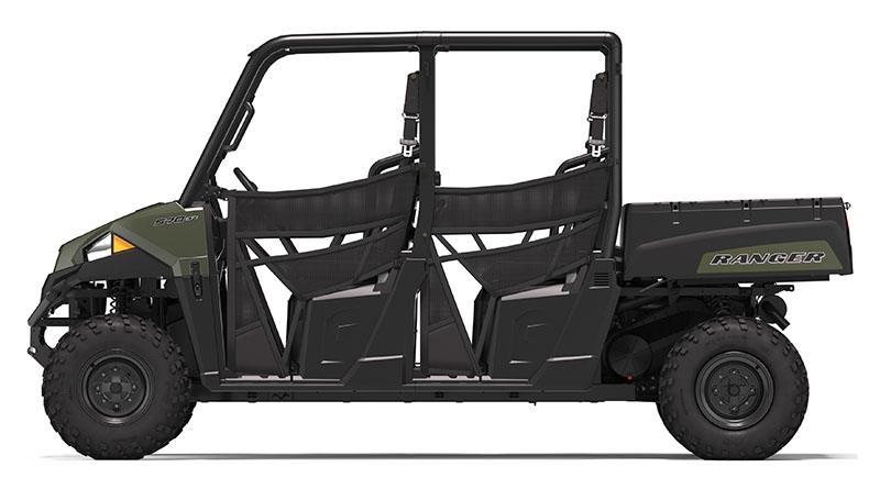 2020 Polaris Ranger Crew 570-4 in Danbury, Connecticut - Photo 2