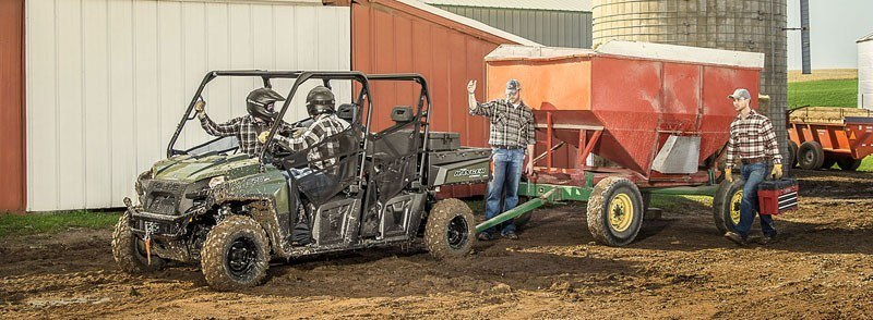 2020 Polaris Ranger Crew 570-6 in Clinton, South Carolina - Photo 7