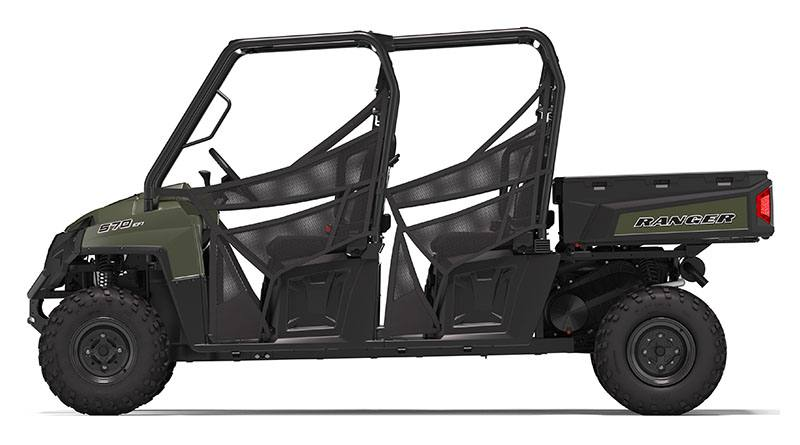 2020 Polaris Ranger Crew 570-6 in Monroe, Michigan - Photo 2