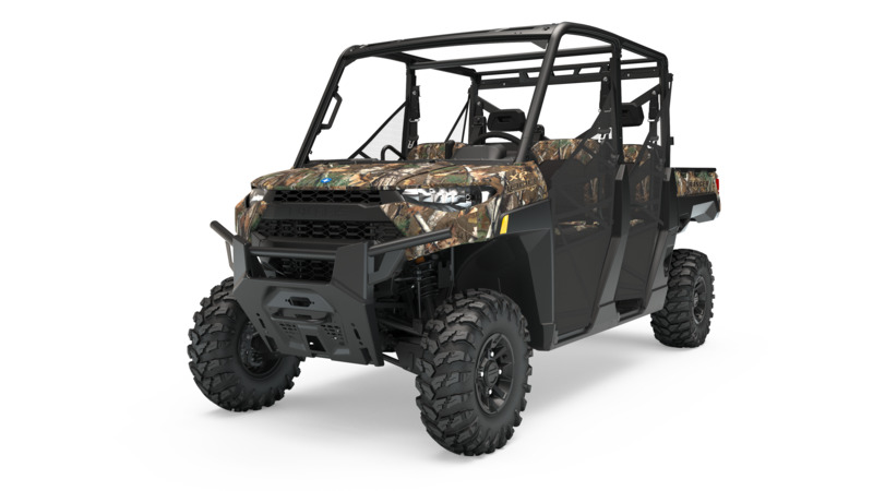 2019 Polaris Ranger Crew XP 1000 EPS in Conroe, Texas