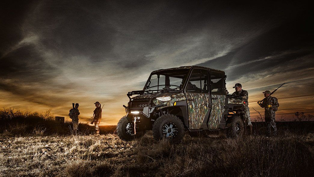 2019 Polaris Ranger Crew XP 1000 EPS Premium in Santa Rosa, California