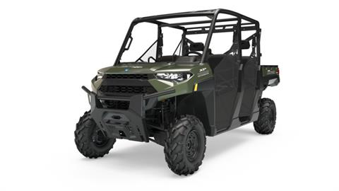 2019 Polaris Ranger Crew XP 1000 EPS in Danbury, Connecticut