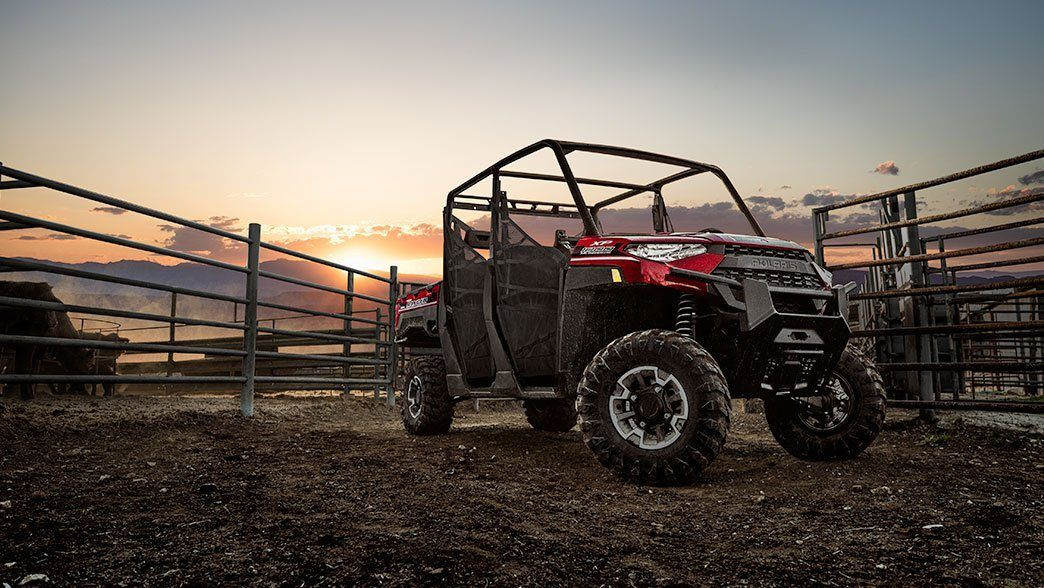 2019 Polaris Ranger Crew XP 1000 EPS 20th Anniversary Limited Edition in New Haven, Connecticut