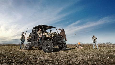 2019 Polaris Ranger Crew XP 1000 EPS Premium in Logan, Utah