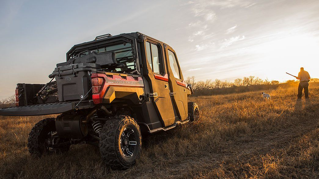 2019 Polaris Ranger Crew XP 1000 EPS Premium in Bigfork, Minnesota