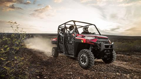 2019 Polaris Ranger Crew XP 1000 EPS Premium in Ironwood, Michigan