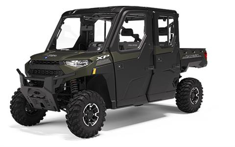 2020 Polaris RANGER CREW XP 1000 EPS NorthStar Edition Factory Choice in Petersburg, West Virginia