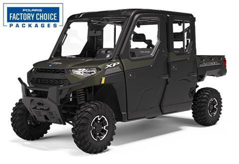 2020 Polaris RANGER CREW XP 1000 EPS NorthStar Edition Factory Choice in Woodruff, Wisconsin